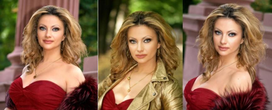 Elena Nuzman - Classic goes Rock