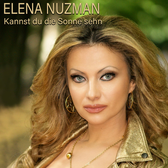 Elena Nuzman - Kannst du die Sonne sehn - Single 2019