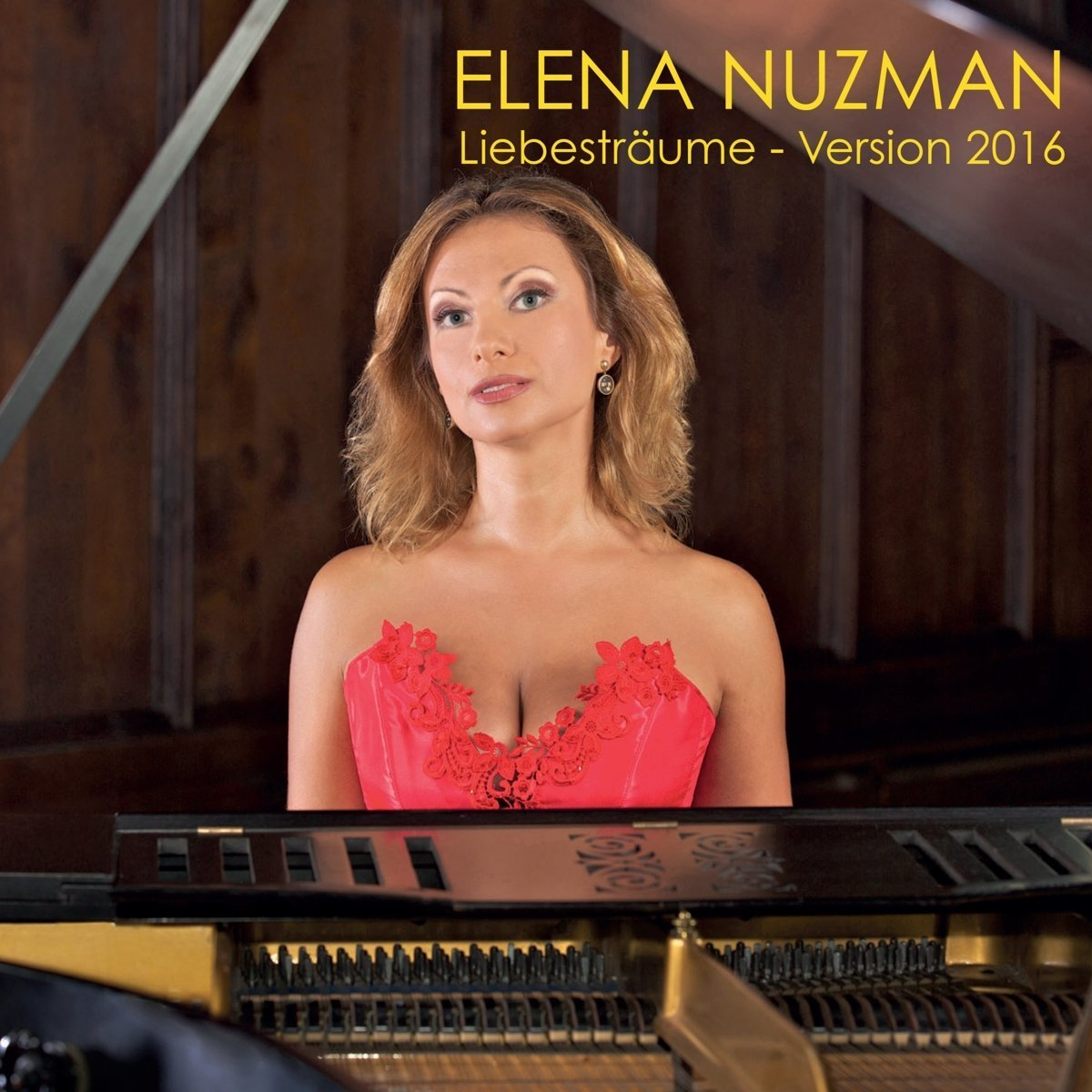 Elena Nuzman Dreams of love - Album 2016