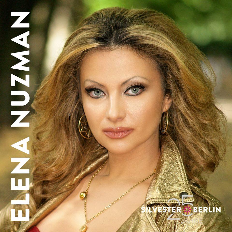 Elena Nuzman - Die Meile - Sivester in Berlin