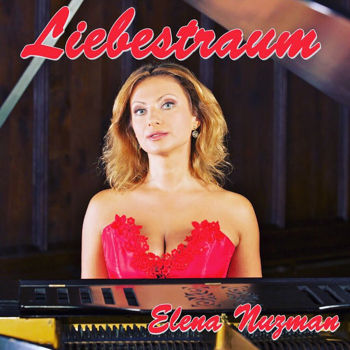 Elena Nuzman Liebestraum - Single 2017
