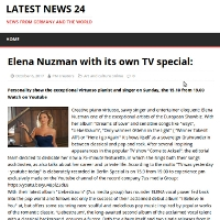 Elena Nuzman - aktuelle-news-24.de - October 2017