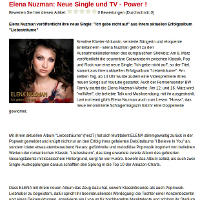 Elena Nuzman - Portal der Wirtschaft - March 2019