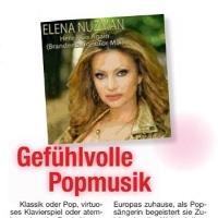 Elena Nuzman - Rätseln & Gewinnen Sie - April 2020