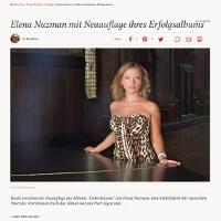 Elena Nuzman - Bild der Frau - November 2016
