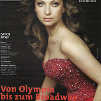 Elena Nuzman - hossa! - Magazin - March 2019