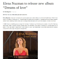 Elena Nuzman - nyelitemagazine.org - December 2017