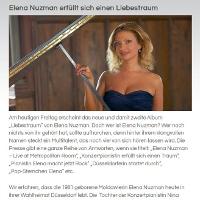 Elena Nuzman - schlager.de - November 2015